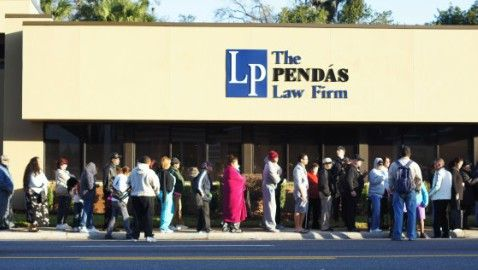 Orlando Law Firm Gives Back with Turkeys