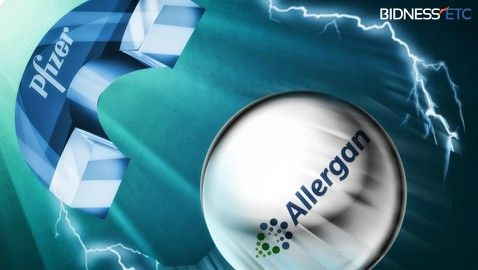 Pfizer Acquires Allergan, Moves Headquarters to Ireland
