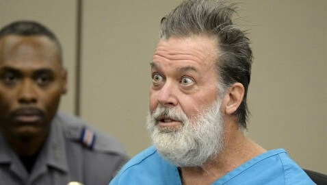 Planned Parenthood Shooter Wants to Fire Lawyers, Represent Himself