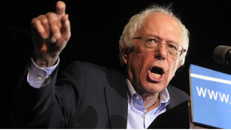 Civil War as Sanders Sues DNC For Database Access