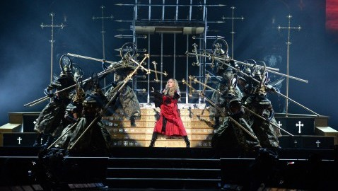 "Madonna ""Rebel Heart"" Tour - Montreal"