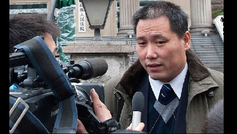 China Rights Lawyer sentenced