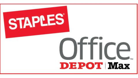 Staples Office Depot Max