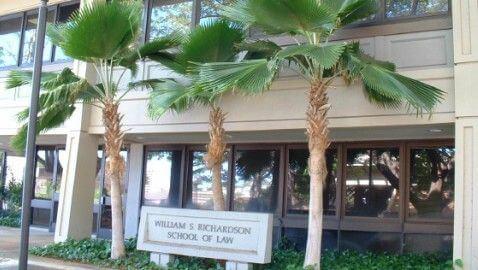 University of Hawaii law school