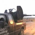 How Does a Texas Man's Truck End Up in Syria?