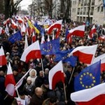 Poland Experiences Protests Over Recent Law Changes