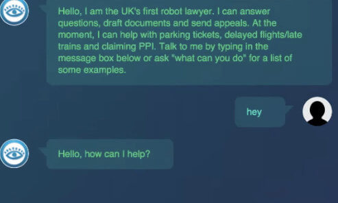 Robot Lawyer Created by British Teenager