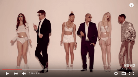 Gaye's Family Wants $3.4 Million More for 'Blurred Lines'