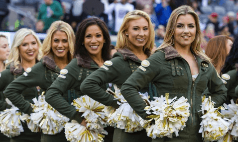 New York Jets Settle Wage Theft Suit with Cheerleaders