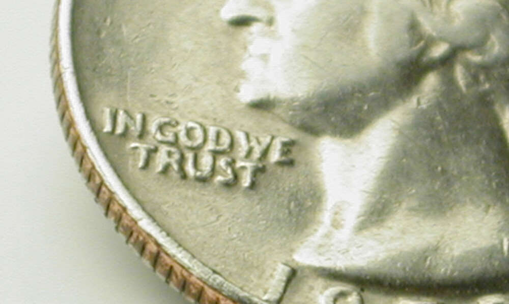 Atheist Sues to Remove 'In God We Trust' From Currency