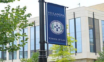 Villanova Receives $25 Million Donation, Renames Law School