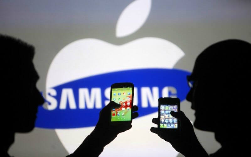 $120 Million Jury Verdict against Samsung Overturned