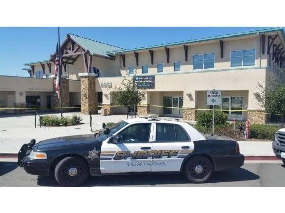 Riverside County sheriff