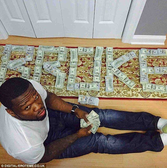 50 Cent Money Post