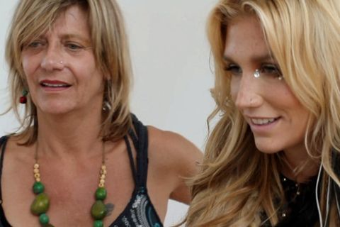 Kesha's Mom Opens Up During Interview