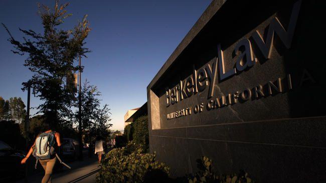 Berkeley Law dean