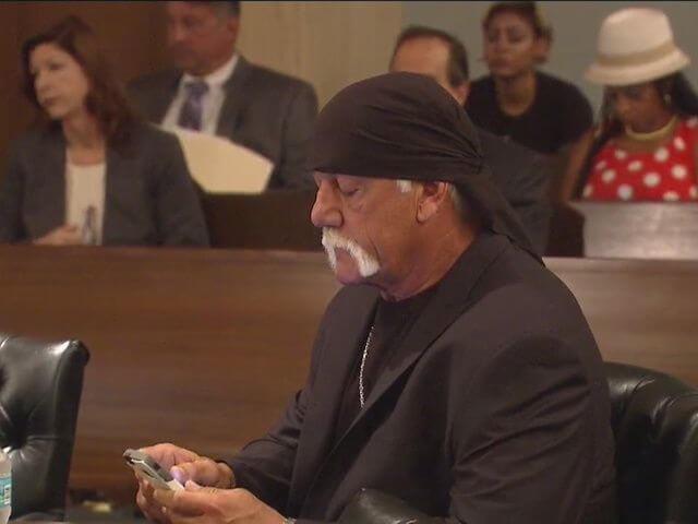 Hulk Hogan Showdown against Gawker Gets Heated