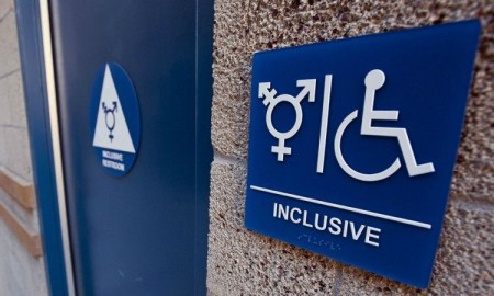 ACLU Sues North Carolina Over Transgender Bathroom Law