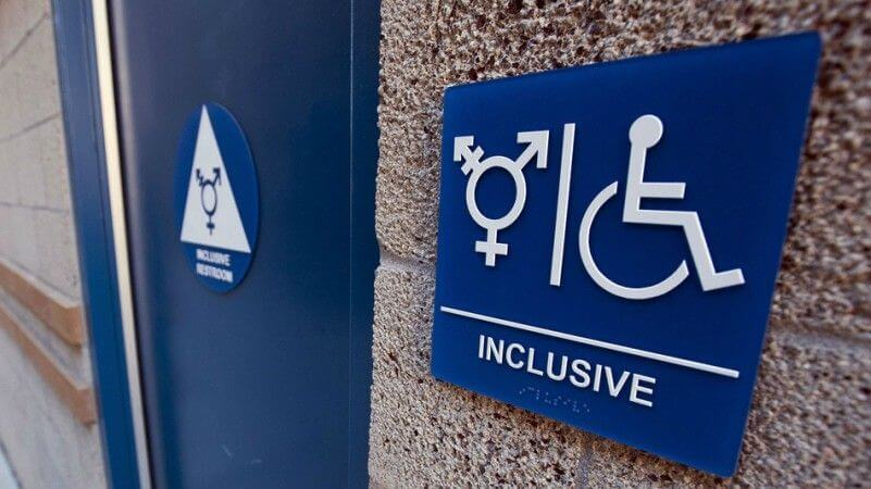 ACLU Sues North Carolina Over Transgender Bathroom Law