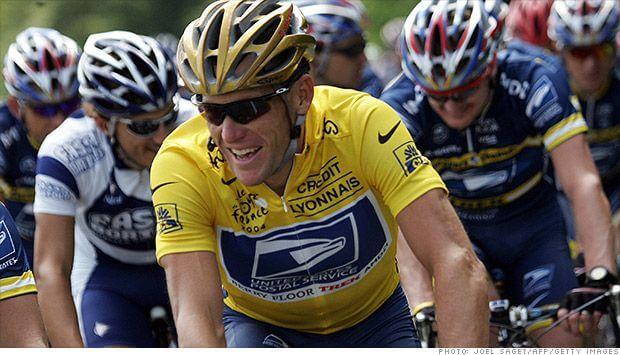 Part of Lawsuit Against Lance Armstrong Tossed