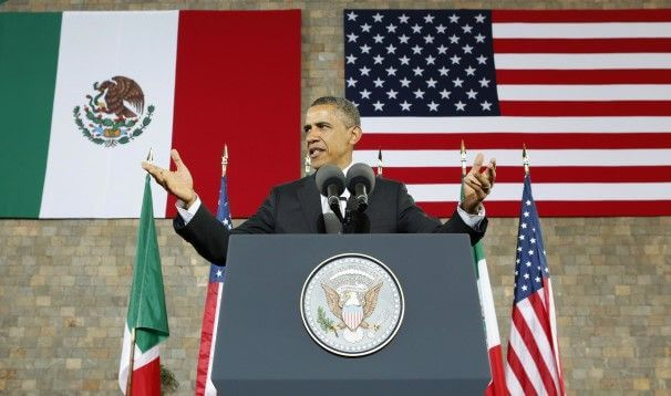 Debate Over Obama's Immigration Policies Head to Supreme Court