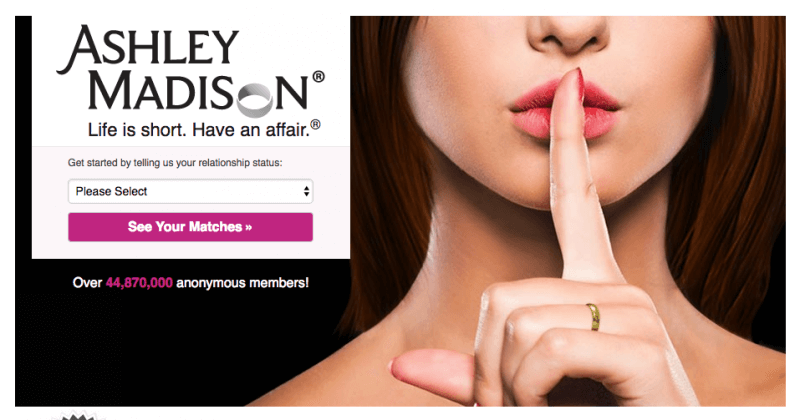 Judge Rules Ashley Madison Lawsuit's Plaintiffs Must Reveal Identities