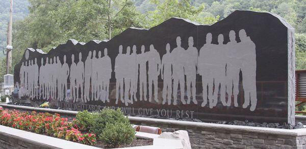 Upper Big Branch memorial