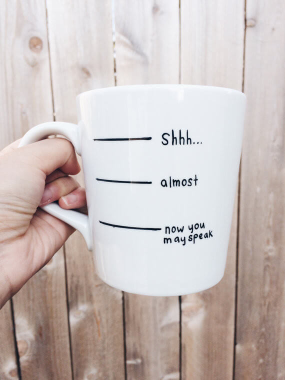 12 Coffee Mugs to Make Your Mornings Better