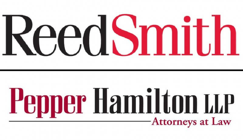 Reed Smith May Merge with Pepper Hamilton