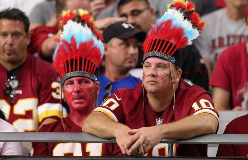 "New Poll Shows 9 Out of 10 Native Americans Not Offended by ""Redskins"" Name"