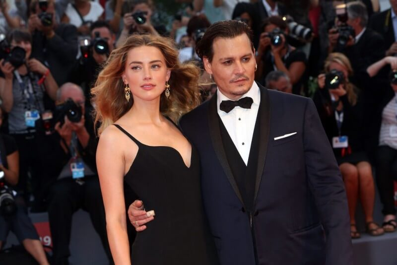 Amber Heard Divorcing Johnny Depp