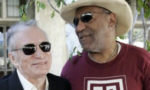 Cosby and Hefner