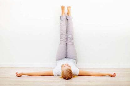 One Easy Yoga Move to Reduce Stress