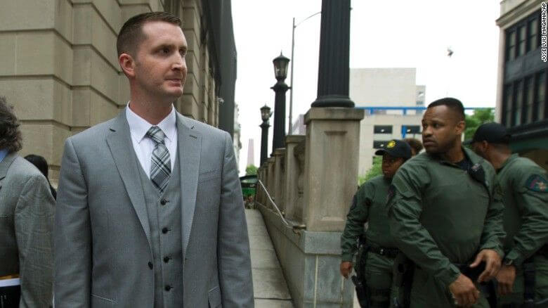 Baltimore Office Found Not Guilty in Freddie Gray Incident