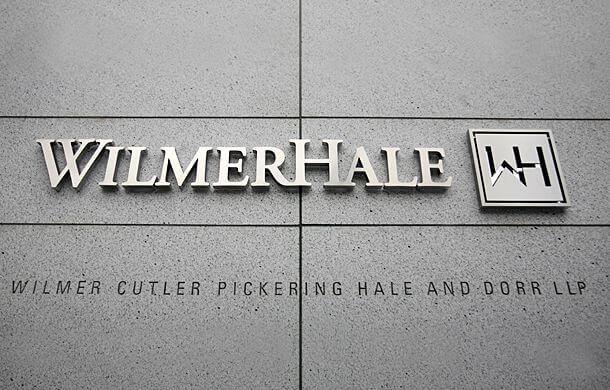 WilmerHale Acquires High-Ranking New York Attorney