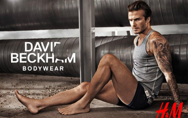 Security Guard Sues H&M for Injuries During Event Ft. David Beckham