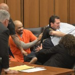 Father of Murdered Teen Attacks Smirking Killer in Court