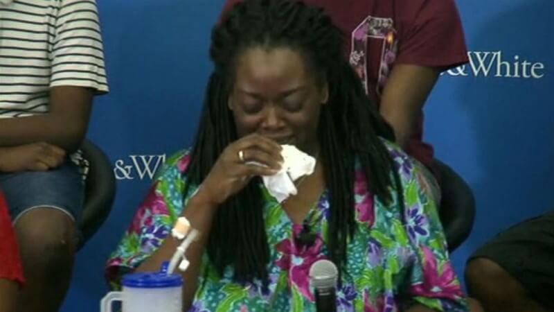 Dallas Shooting Victim Thanks Police, Police Chief Urges Protestors to Join the Force