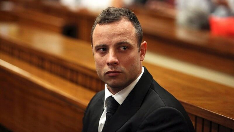 Oscar Pistorius Sentenced to Six Years for Reeva Steenkamp's Murder