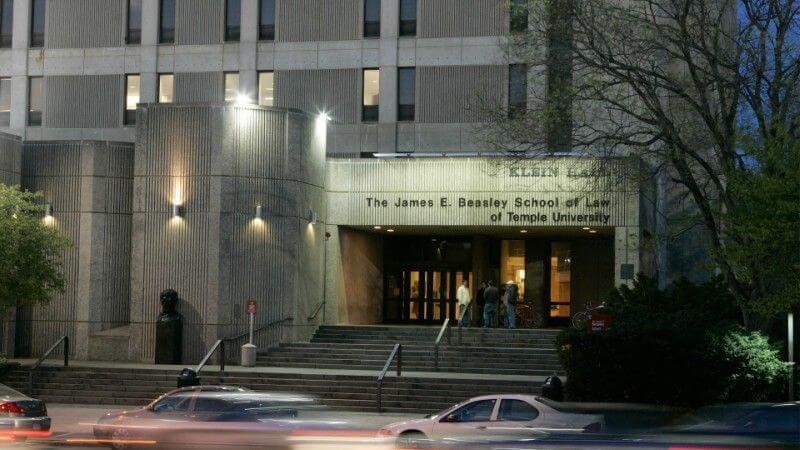 Beasley School of Law Dean Gets a Big Promotion