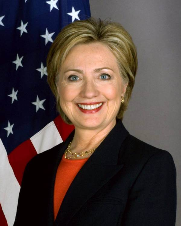 Hillary Clinton, Member of the Clinton Foundation and Presidential Candidate
