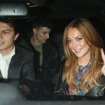 Police Storm Lindsay Lohan's Apartment after Alleged Fight with Fiancé