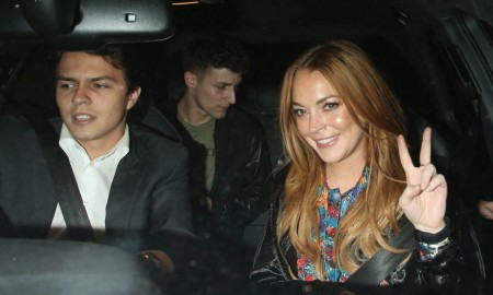 Lindsay Lohan Threatened with Defamation Lawsuit from Fashion Designer