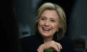 Hillary Clinton. Photo courtesy of Politico.