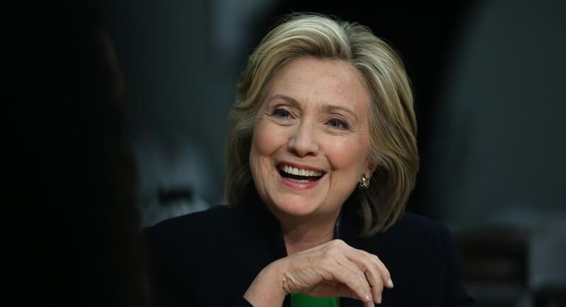 Hillary Clinton. Photo courtesy of Politico.
