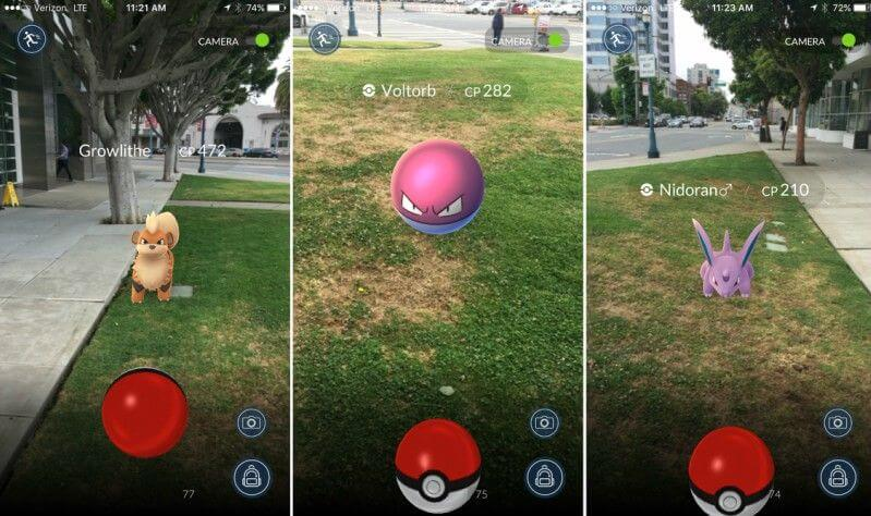 Pokemon Go Is All the Rave but Not Exactly a Safe Activity