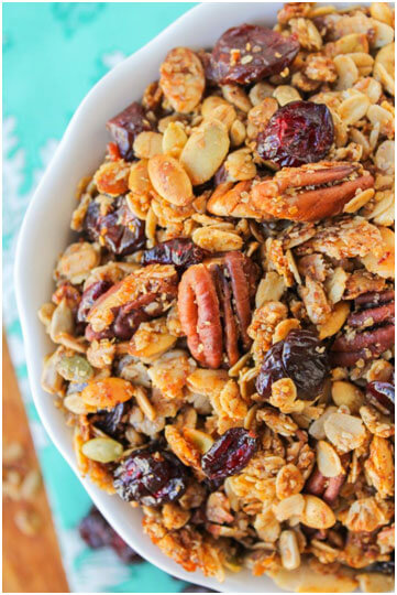 Delicious DIY Granola Recipes-8