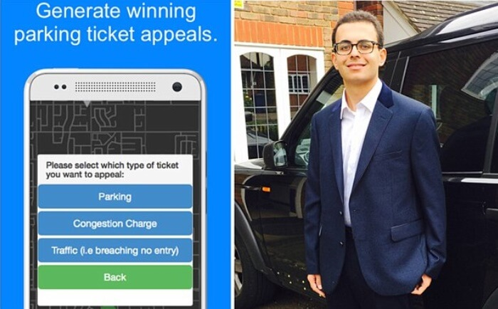 "Stanford Student's ""Robot Lawyer"" Fights Parking Tickets in Seattle"