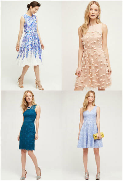 12 Dresses Perfect for a Summer Wedding