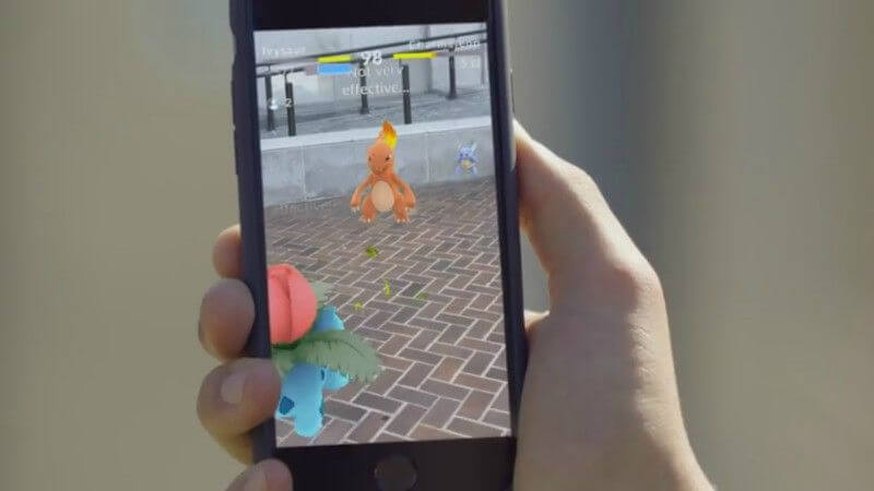 Russian Woman Claims She Was Raped By Pokemon